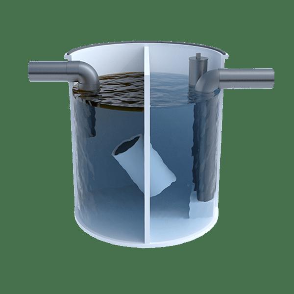 Separador de Hidrocarburos